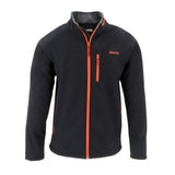Black Orange Resistol Jacket Chacueta