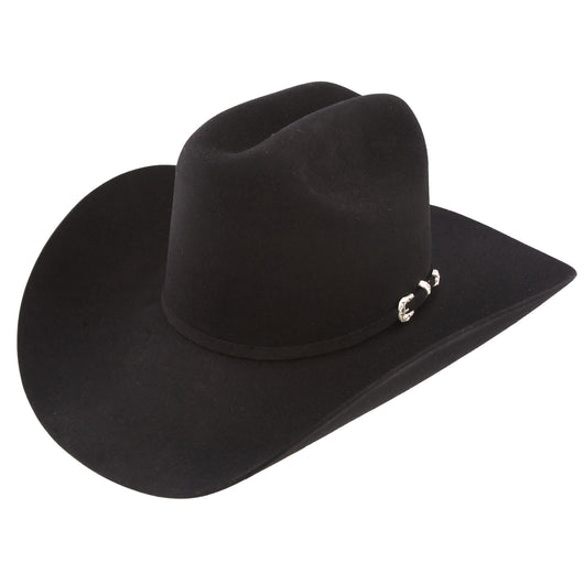 Stetson Deadwood 4X black wool