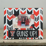 Texas Tech Arrow Frame