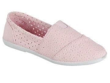 Slip On Sneakers in Pink