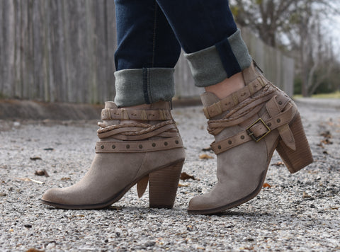 Cuthbert Booties