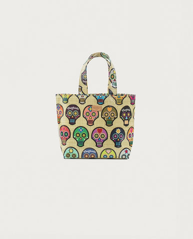 Consuela Sugar Skulls Lunch Tote 7628