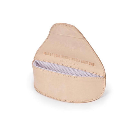 Diego Natural Sunglass Case 9100