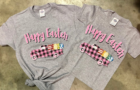 Happy Easter Tee-Adult