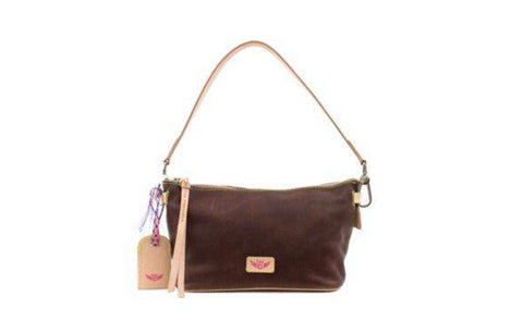 Magdalena Brown Pouch 6479