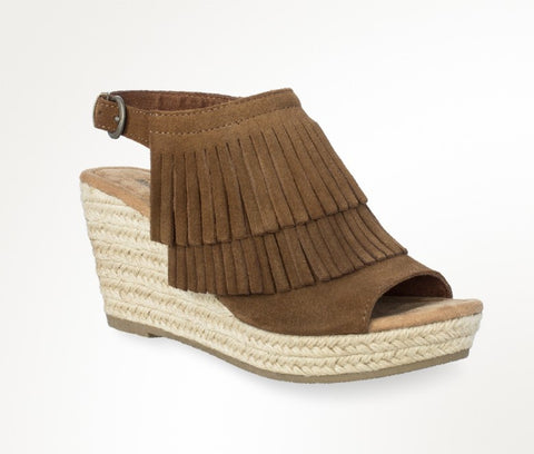 Minnetonka Ashley Wedge