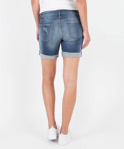 Catherine Boyfriend Short (Triumph Wash)