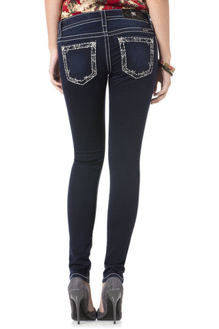 Miss Behaving Super Stretch Jeans