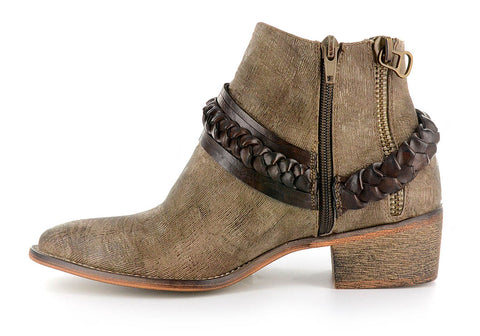 Chief Ankle Boots