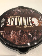 Chocolate Brownie Mix with Skillet
