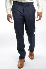 Upton Windowpane Pant
