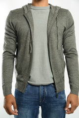 Hounslow Full Zip Hooded Sweater