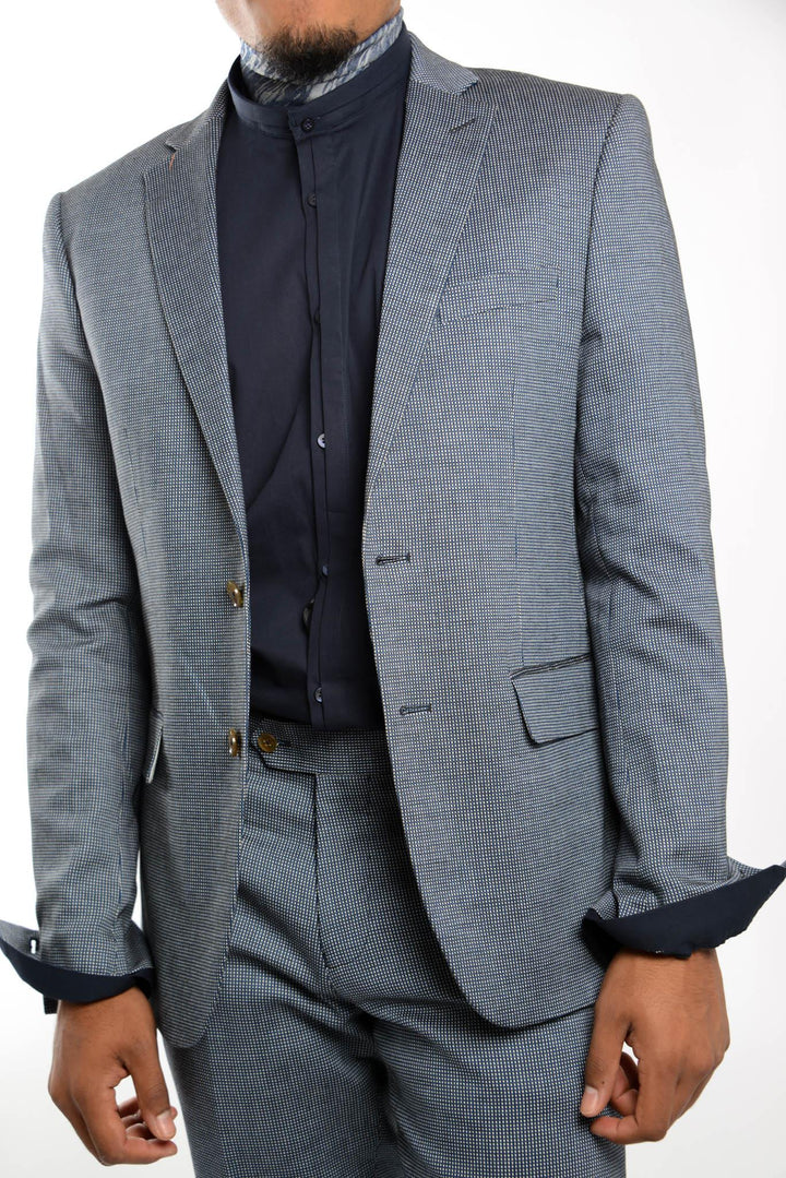 Northwood Dot Jacquard Sportcoat