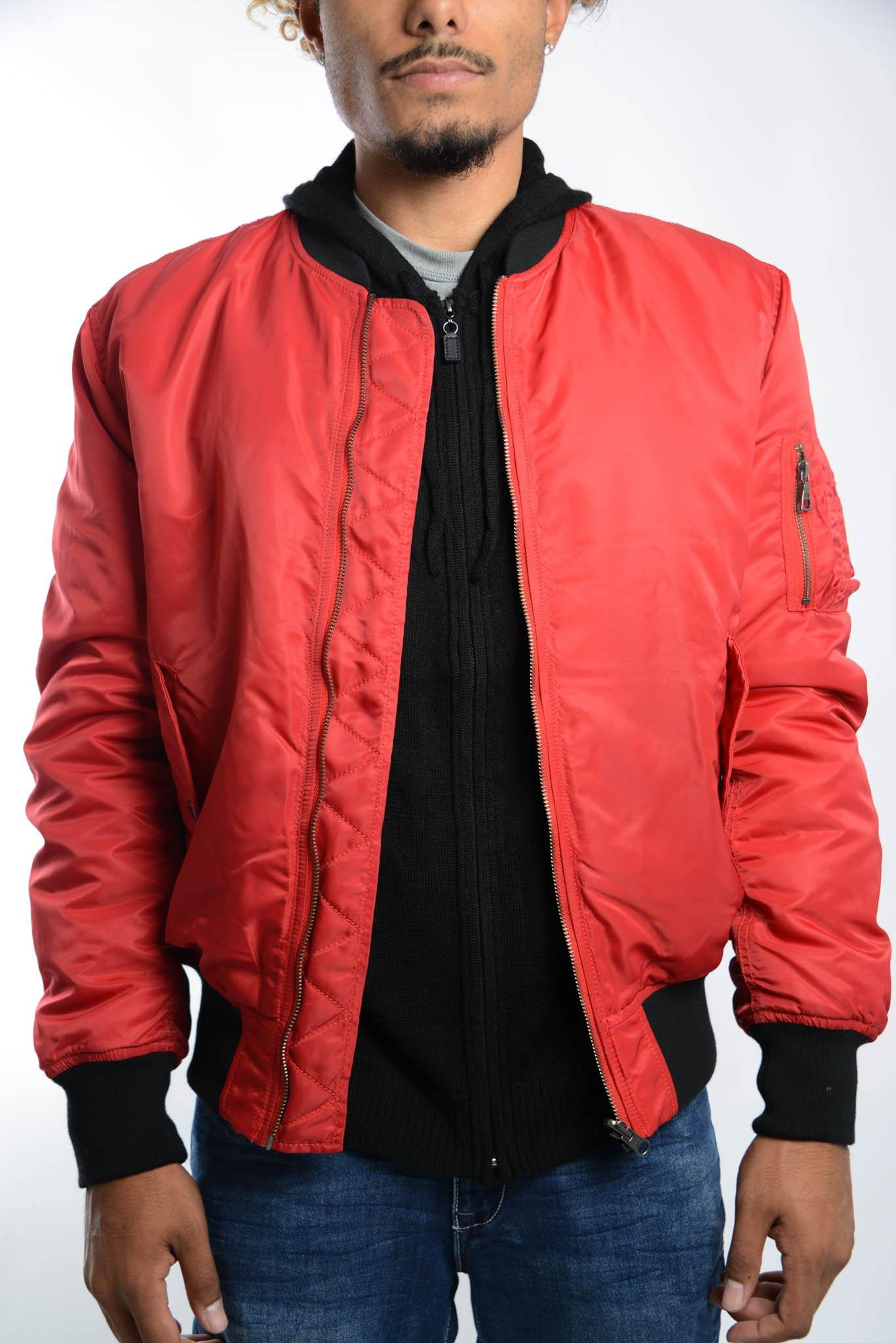 Harrow Bomber Jacket - Haight & Ashbury
