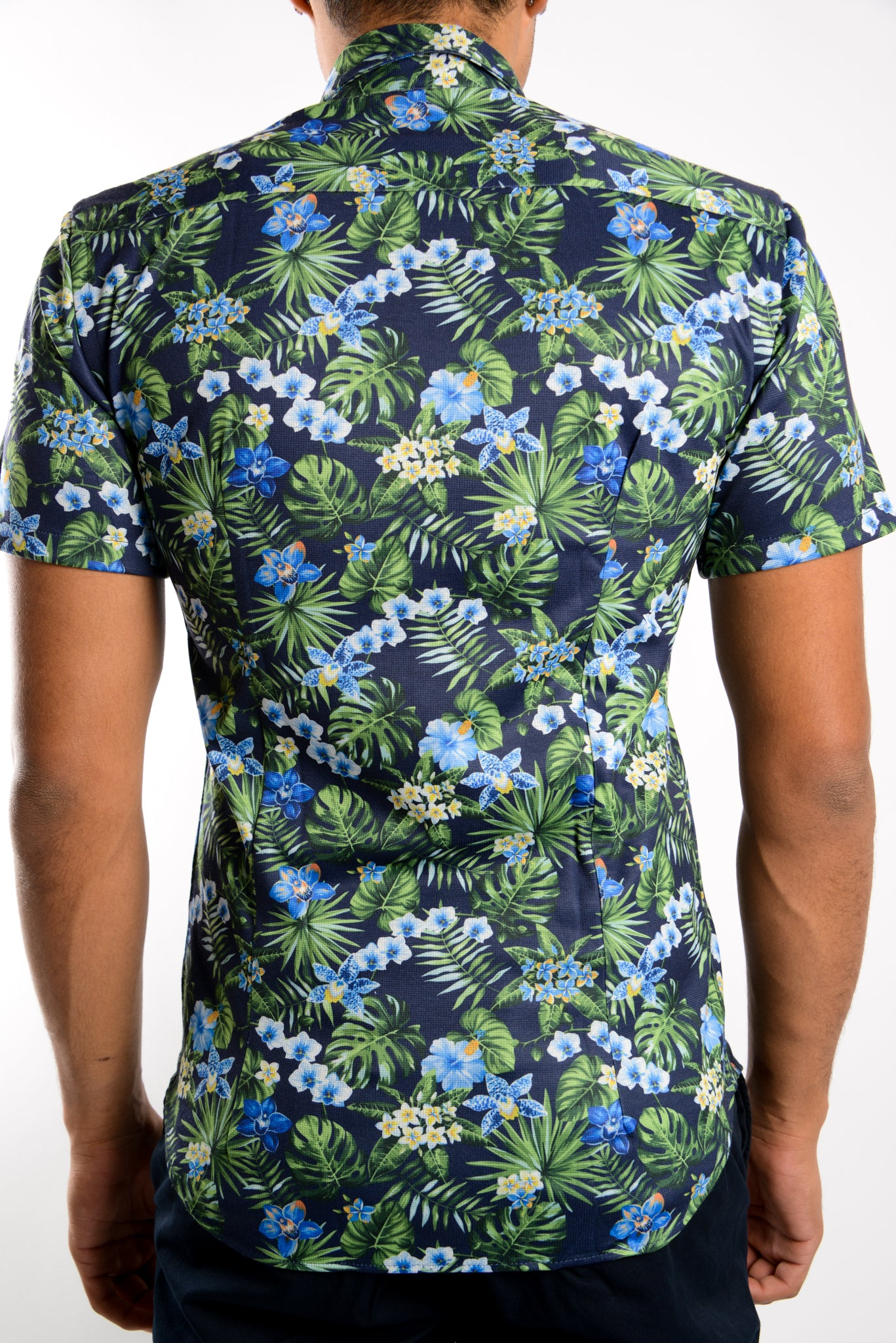 Short Sleeve Mission Digital Print Shirt