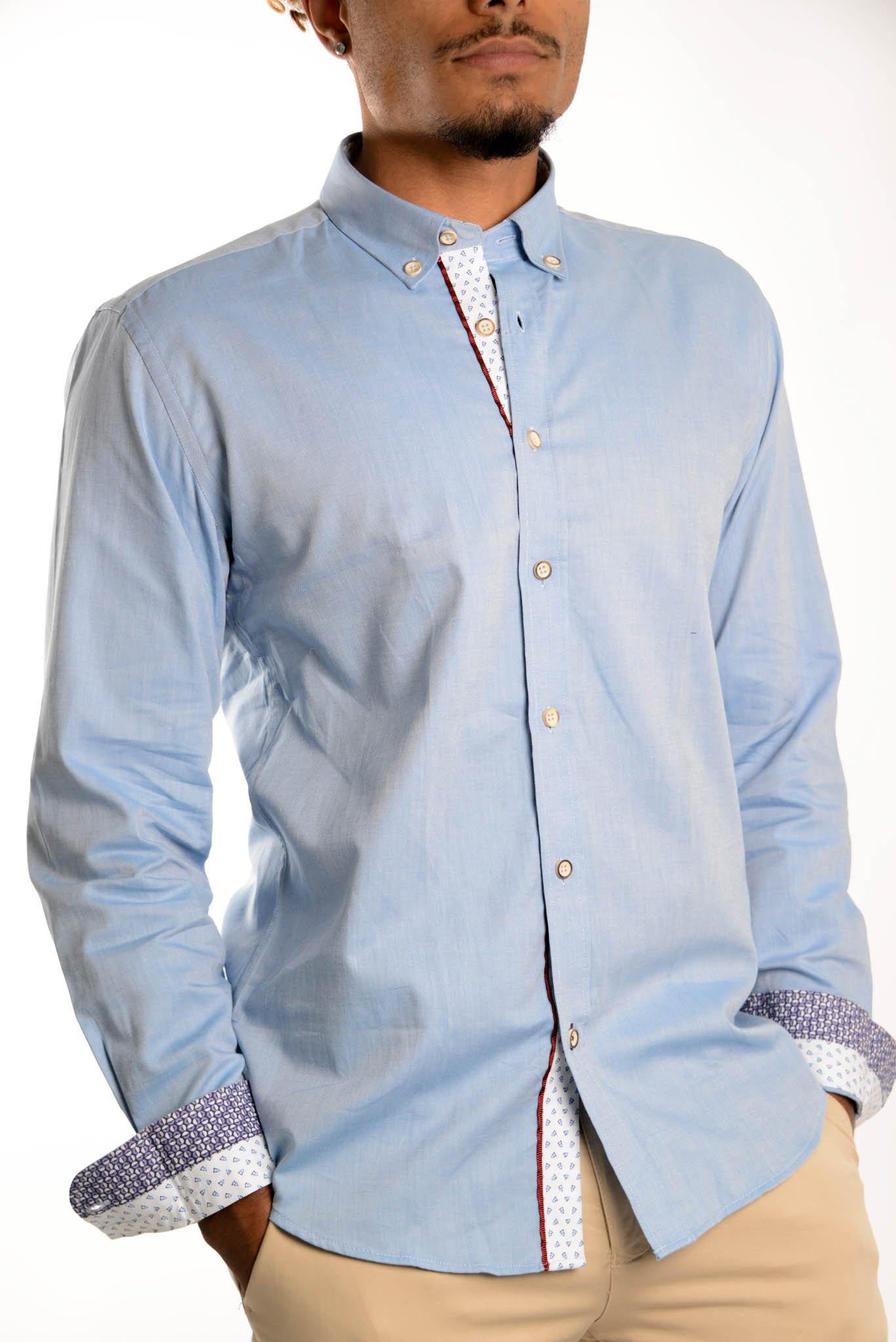 EURO LS SHIRT - Haight & Ashbury