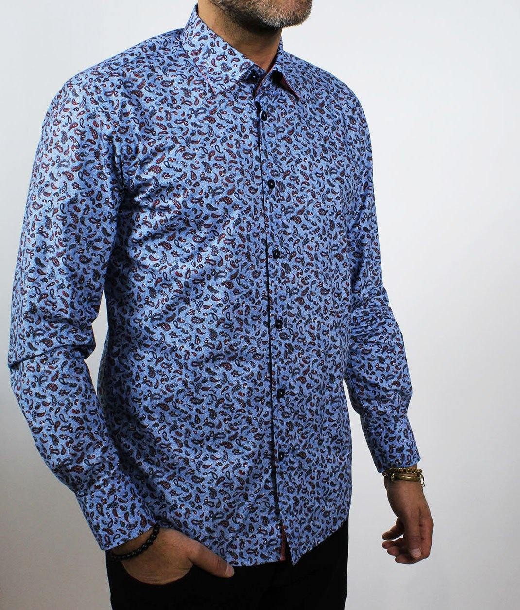 District Shirt - Haight & Ashbury
