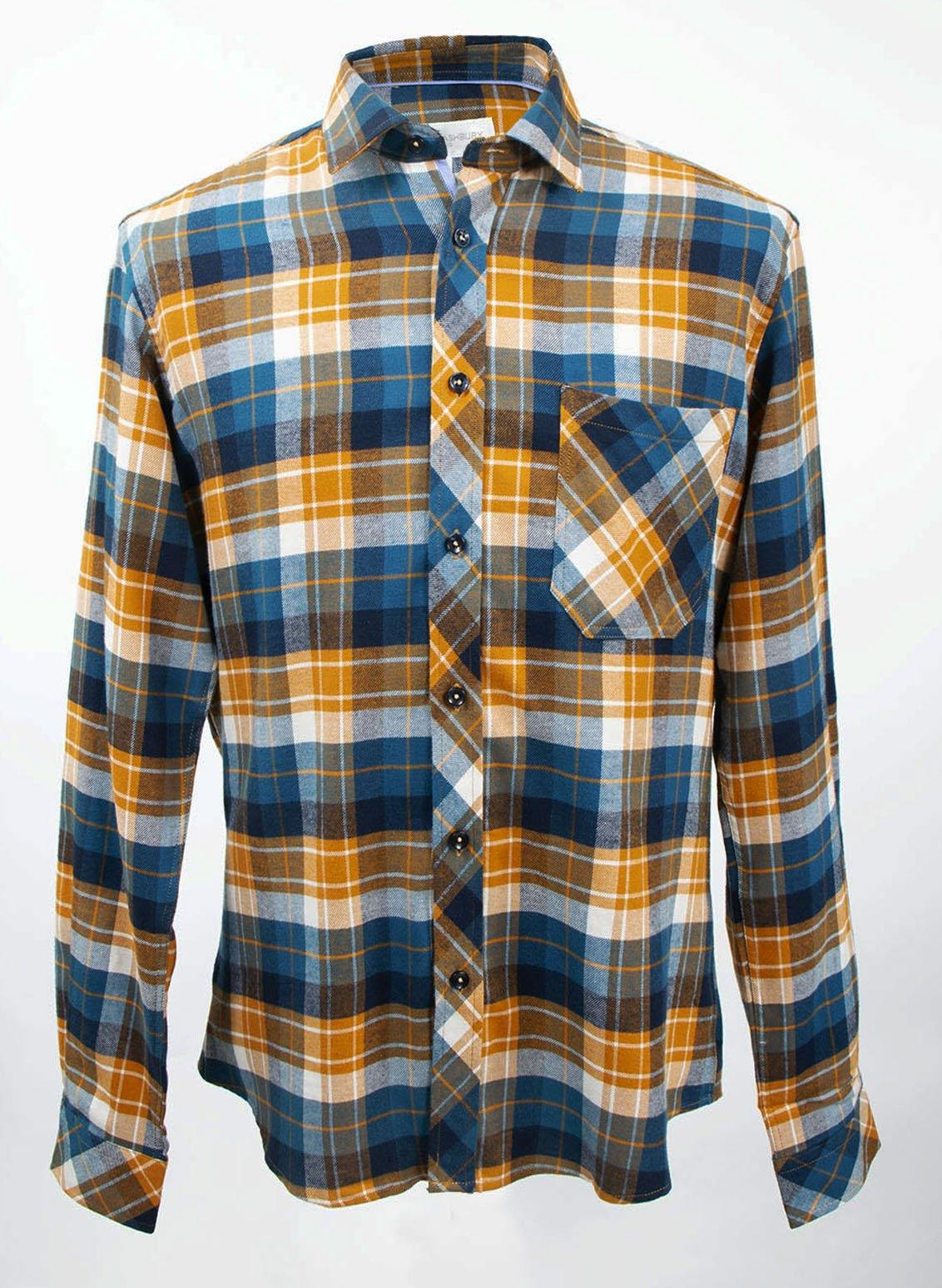 Donovan Shirt - Haight & Ashbury