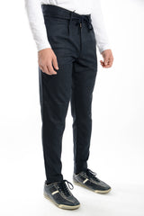 Euro Drawstring All Season Trouser