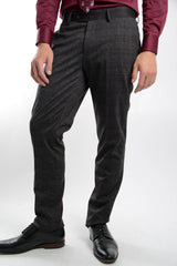 Upton Windowpane Active Pant