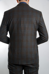 Northwood Plaid Blazer