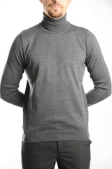 Cambridge Slim Fit Turtleneck Euro Sweater
