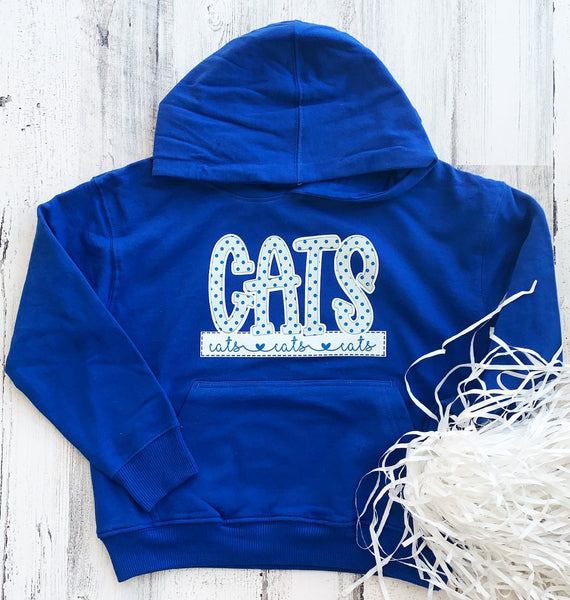 CATS Youth Hoodie