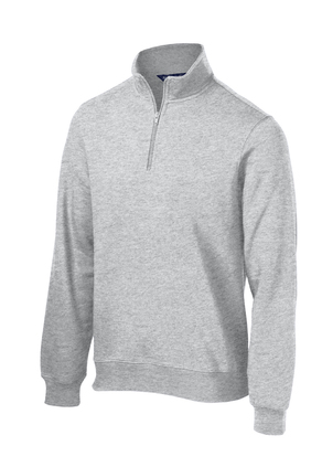 Adult Unisex 1/4 Zip Sweatshirt