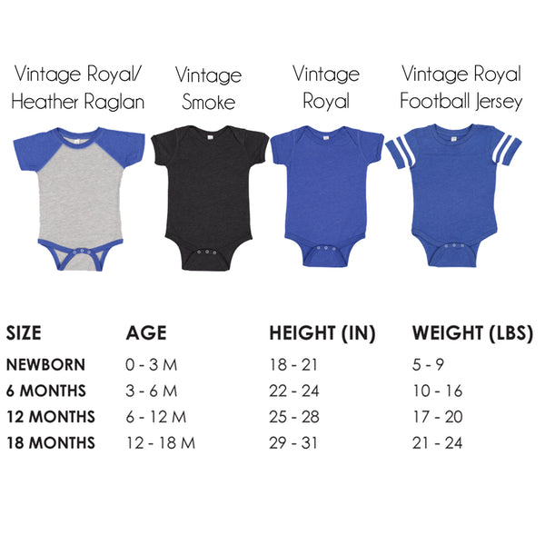 Wildcats Football Bodysuit