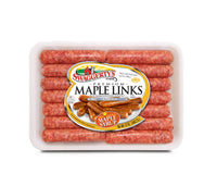 Premium Maple Breakfast Sausage Links<br>(12 tray packs)
