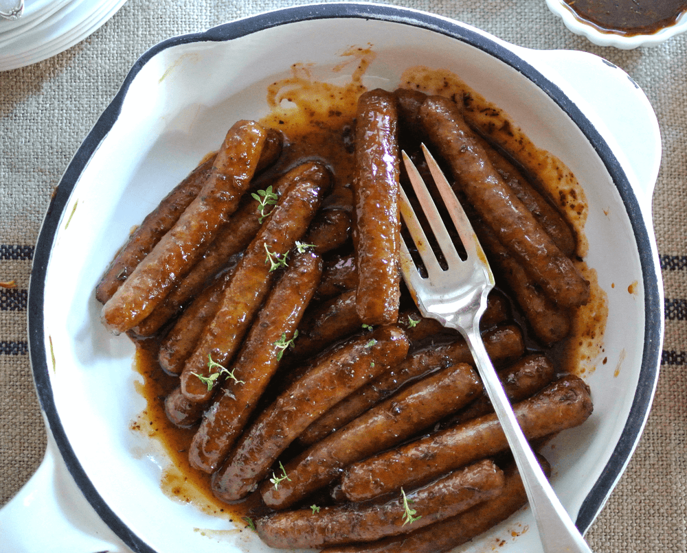 Recipe Ideas for Maple Pork Sausage Links by Swaggerty's Farm