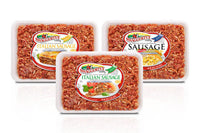 Premium Ground Pork Sausage Collection<br>(12 assorted tray packs)