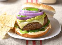 Half Pork and Half Beef Burger Ideas by Swaggerty's Farm