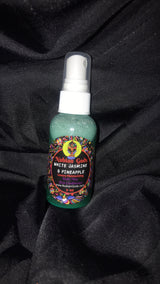 White Jasmine & Paradise Pineapple Luxury Moisturizing Shimmer Body Spray