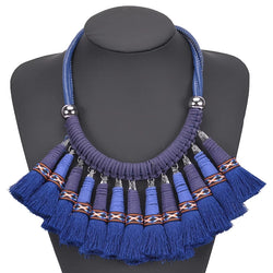 Nandi Necklace Set