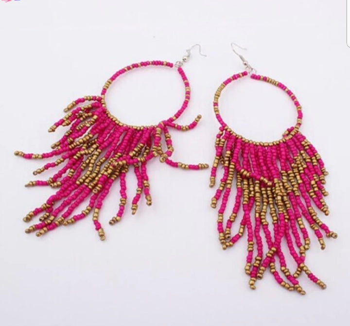 Ashanti Earrings