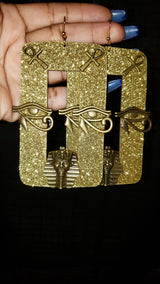 Egyptian Life Earrings