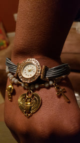 Egyptian Charmed Watch