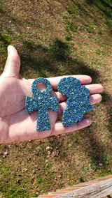 Glitter Mix Up Earrings