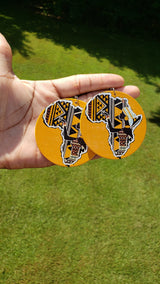 Mother of Africa Earrings
