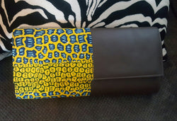 Ankara Hard Body Clutch