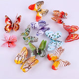 Butterfly Hair Cuffs