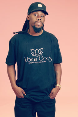 Black Nubian God T-Shirt