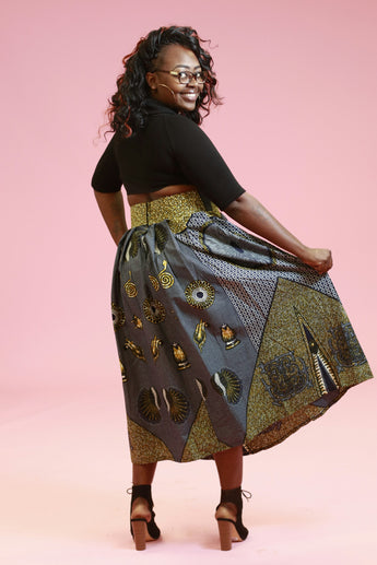 Sample Makena Skirt