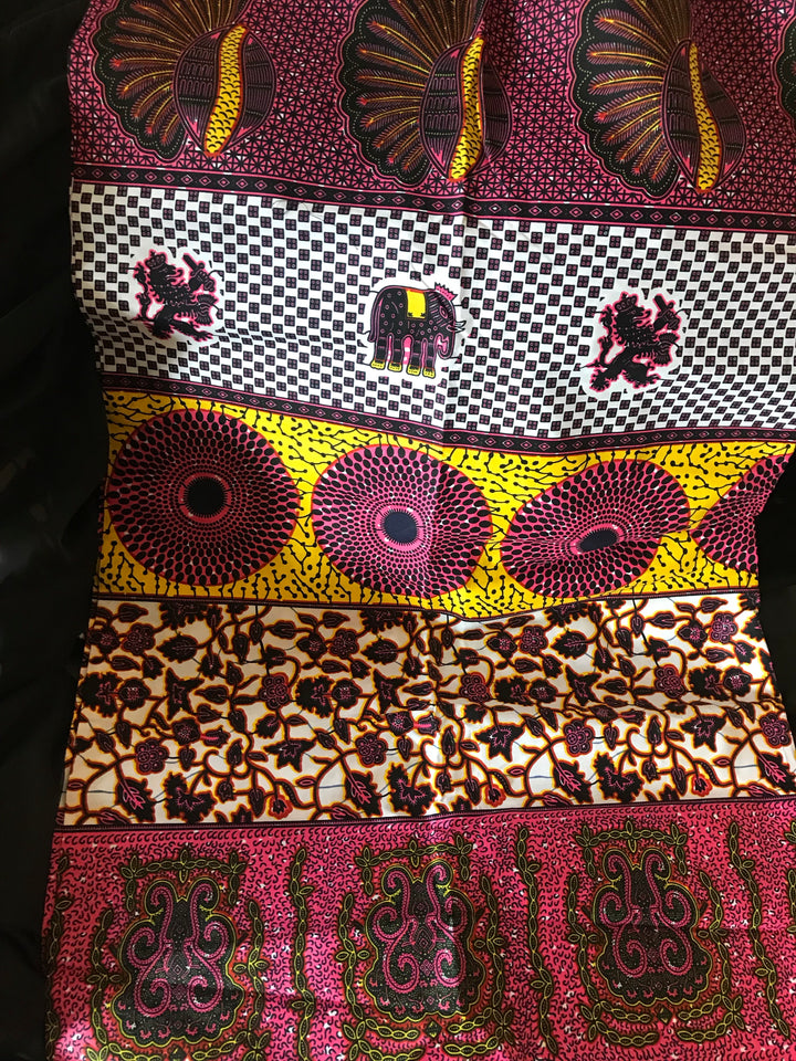 Ankara Royalty Fabric