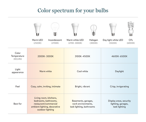 Which Light Bulb Is The Right Bulb