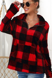 Winter Love In Plaid