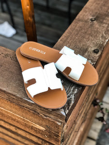 Designer styled sandals!