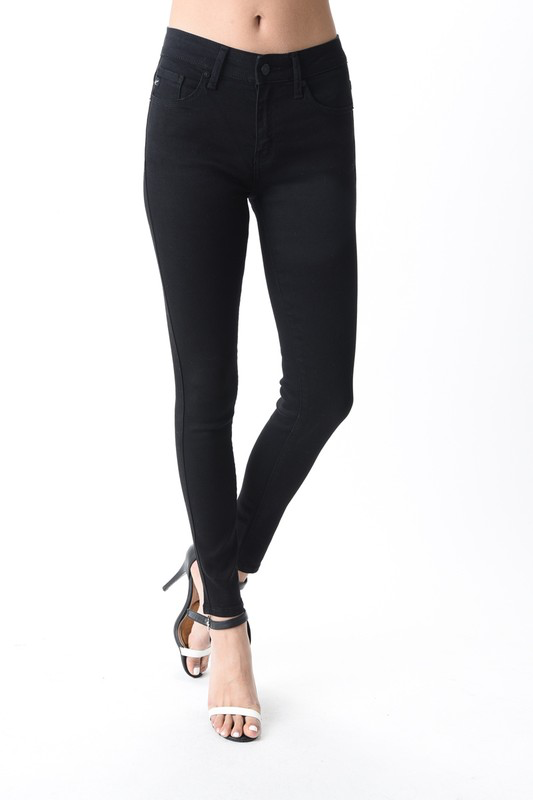 Alluring Black Denim