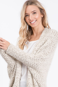 Chic & Furry Cardigan